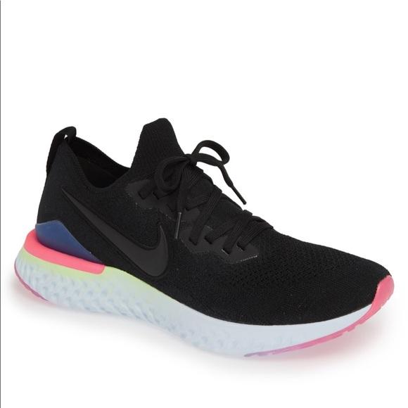 3bc1b45471adf Nike Epic React Flyknit 2 Running Shoe